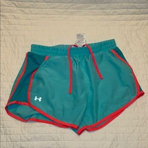 Women's HeatGear® Shorts